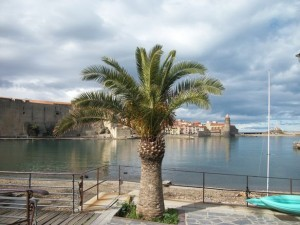 Collioure el mar